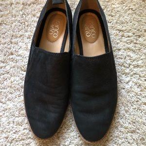Franco Sarto Shoes - Franco Sarto Black SIZE 7 flats/loafer shoes